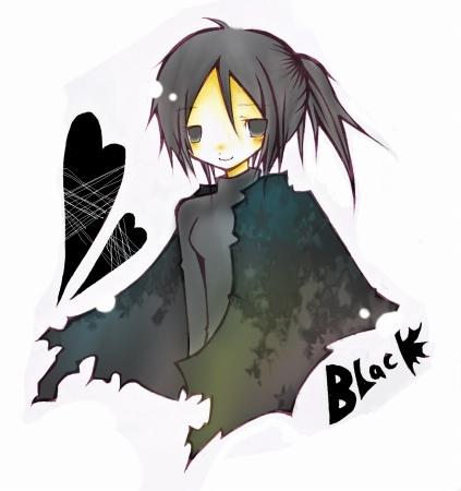 ヒロさん宅のブラック