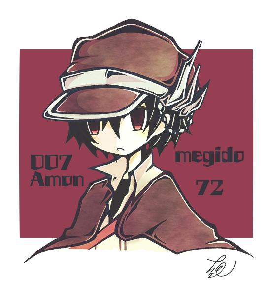 メギド72のアモン君。