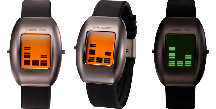 ORANGEはケースやムーブメントまでオリジナルの腕時計