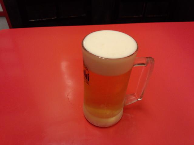 生ビール(小)