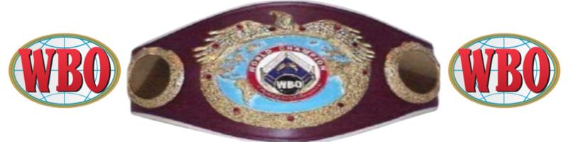 WBO世界スーパーフェザー級