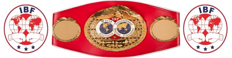 IBF世界スーパーバンタム級