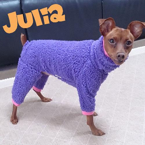 ジュリアちゃん