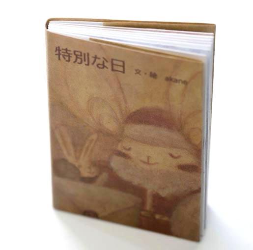豆絵本「特別な日」