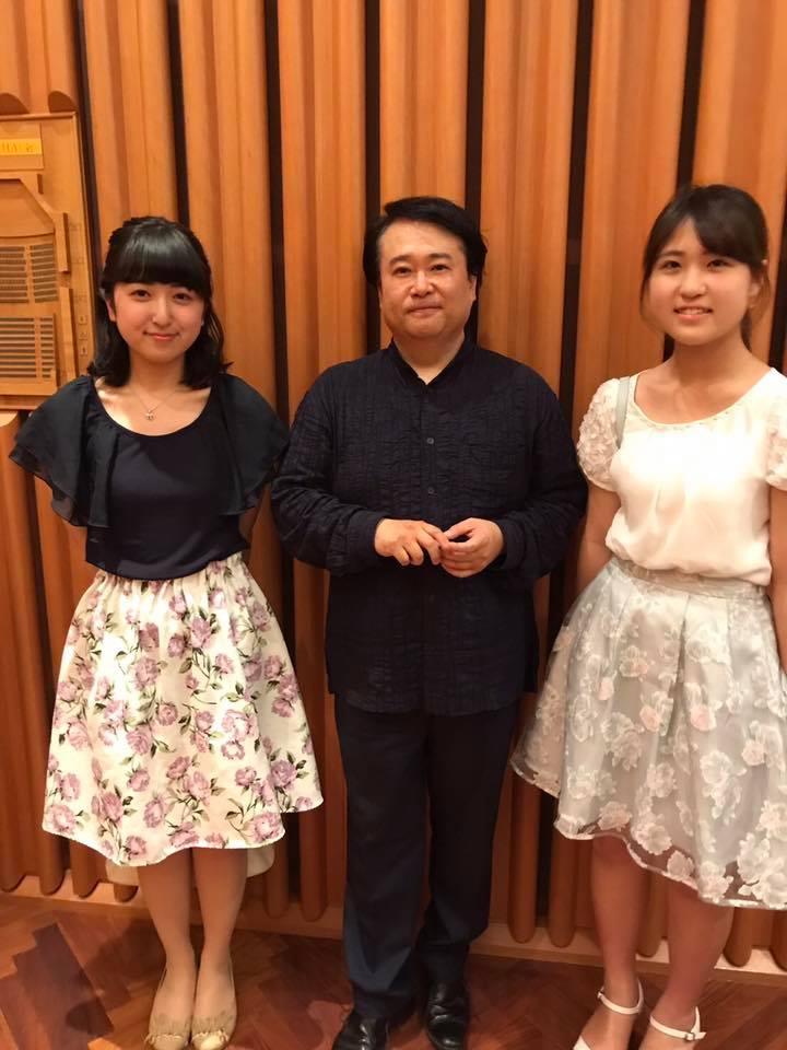 6月10日 リスト音楽院の仲間たち 終演後