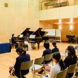 上野学園大学 オープンキャンパス 公開レッスン