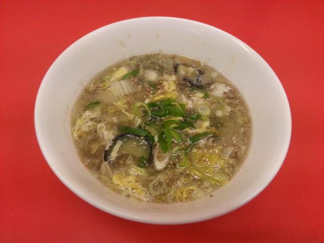季節の野菜スープ
