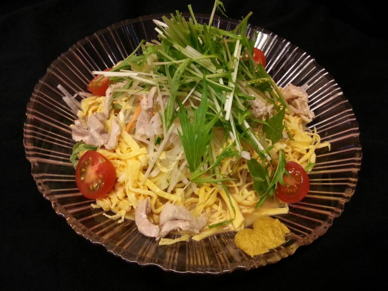 冷麺(夏期のみ)