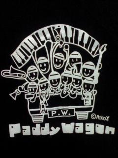 Paddy Wagonとは(Paddy Wagonというバンドについて)