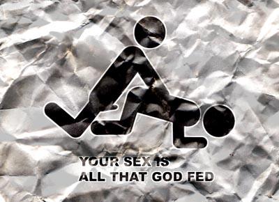 お前のセックスは神が創った