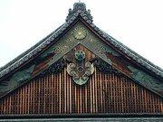 二条城の屋根