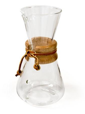 **CHEMEX/ケメックス マシンメイド コーヒーメーカー(CM-1C)<3カップ用>