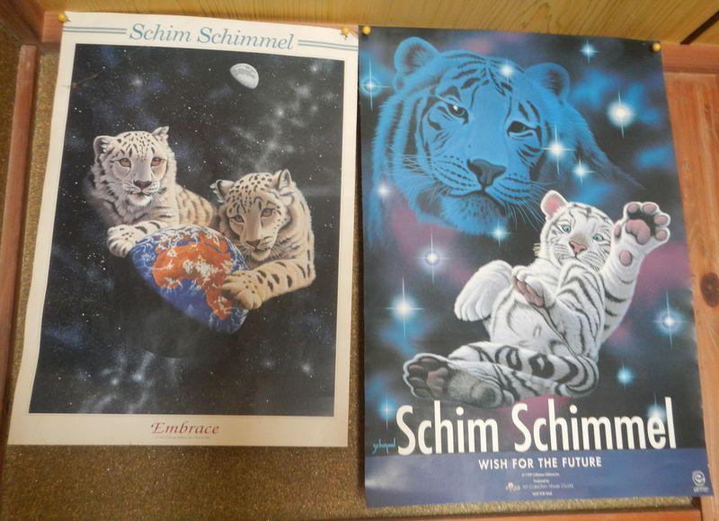 Schim Schimmelのポスター