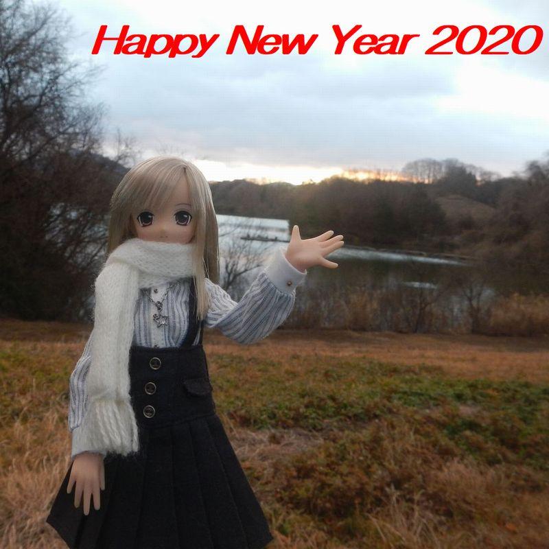 20200101_初日の出モドキ