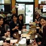 上野学園大学 ピアノ科の同僚の先生達と。