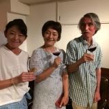 7/15「音楽」と「食・ワイン・空間」 タカギクラヴィア 松濤サロン