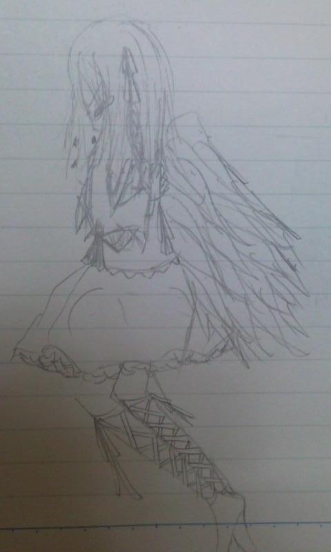 天使の痛み