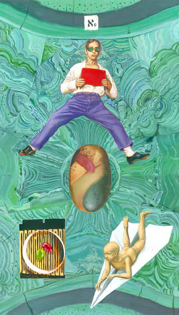 Hallucination visuelle de René Daumal