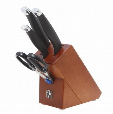 Henckels HI Style ナイフブロックセット 16717-015